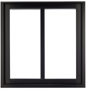 Aluminum-Wood Cladded Windows - Laflamme