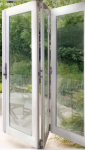 Muskoka Hybrid Folded Patio Door - Sunview