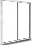 1200 Series Sliding/ Patio Door - Sunview