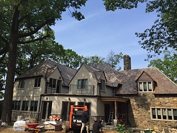 Multiple window installation for Greater Toronto Area homes.