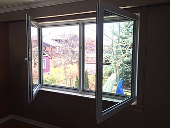 End Vent Vinyl Windows mississauga