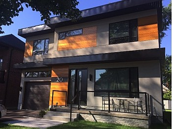 Toronto Modern home full project