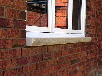 Stone Window Sill Replacement, Repair and Installation Mississauga