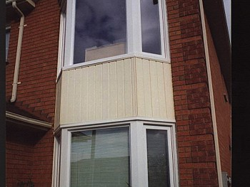 Double Bay Window replacement mississauga