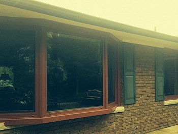 Forhomes Bay Window installation in caledon