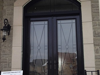 black secure multilock doors oakville