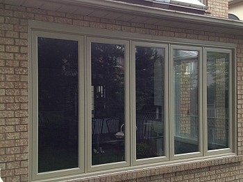forhomes custom vinyl picture windows Oakville