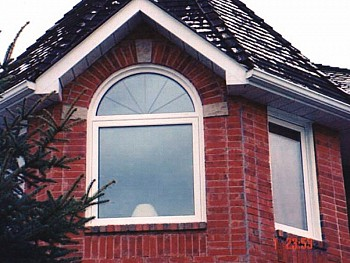 Forhomes custom vinyl windows installation in Caledon homes