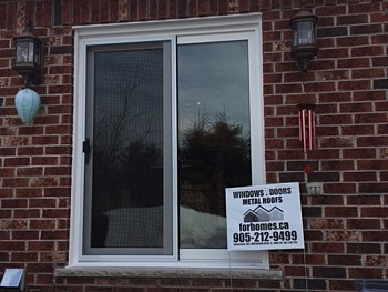 forhomes patio doors installation Mississauga