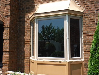 Custom color bay window forhomes