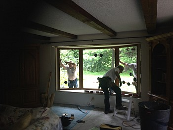 Forhomes Ltd Bay window replacement Mississauga