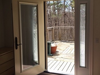 custom painted steel door replacement Oakville