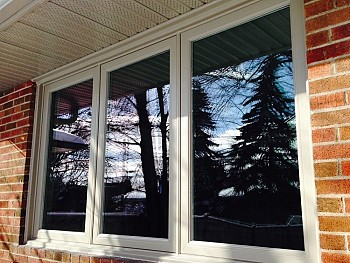 Durable vinyl custom windows Mississauga