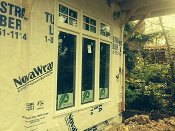 Forhomes custom windows installations Caledon