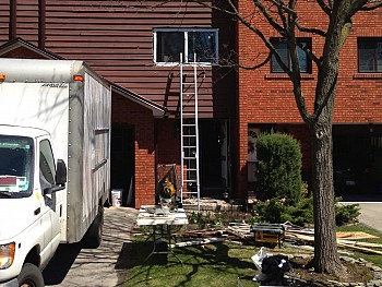 Forhomes energy efficient slider replacement windows in Oakville