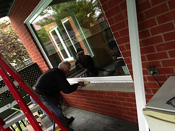 Forhomes custom made to measure vinyl replacement windows Oakville