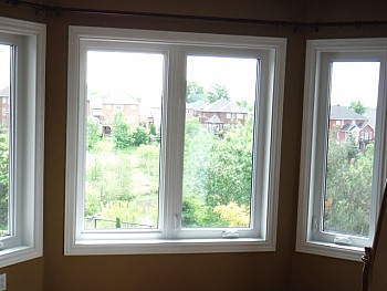 white vinyl replacement windows Caledon
