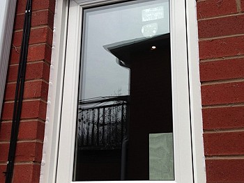 Exterior kitchen replacement windows Oakville