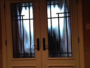 Steel multilock doors oakville window grid