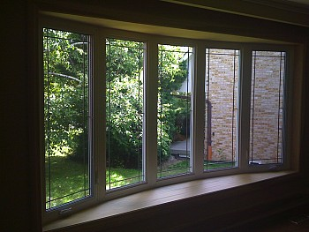 Beautiful Bow Window by Forhomes in Caledon