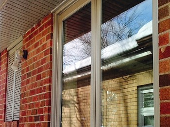 White vinyl custom windows Mississauga