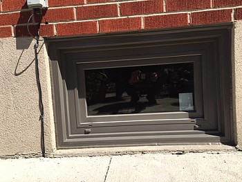 forhomes custom basement window installation in Caledon