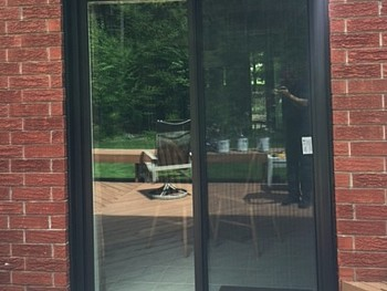 new Patio door in Caledon