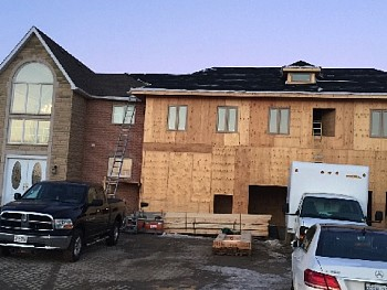 Forhomes windows and doors installation in Oakville