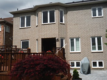 windows & doors installation in Oakville by Forhomes Ltd.