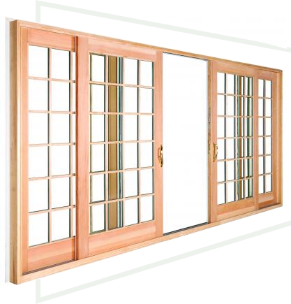 Laflamme traditional series aluminum light wood cladded windows in Mississauga & Toronto